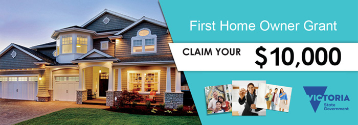 First Home Buyers Grant Vic